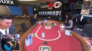 online table games casino 3D