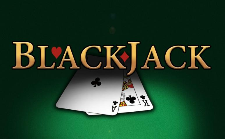 A perfect blackjack hand